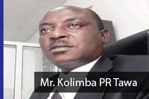 Mr. Kolimba PR Tawa
