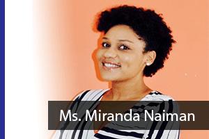 Ms. Miranda Zelda Naiman