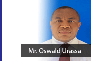 Oswald Urassa