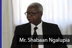 Mr. Shabaan Ngalupia