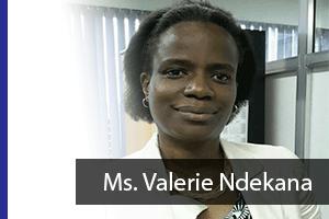 Ms Valerie Ndekana